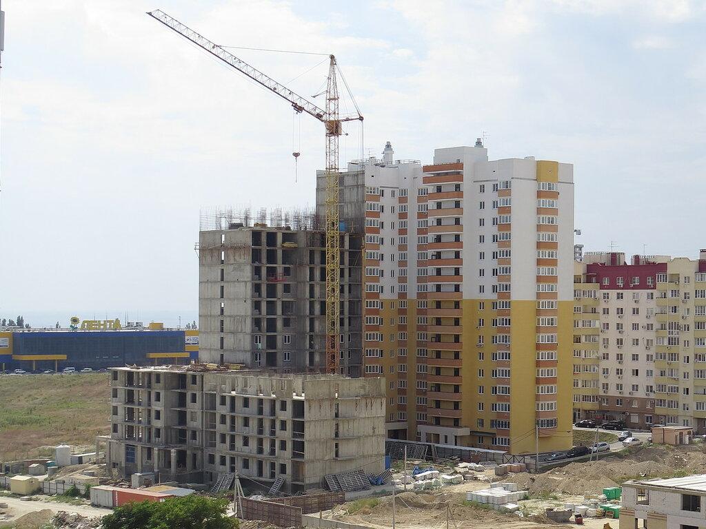 комплексное жилищное строительство