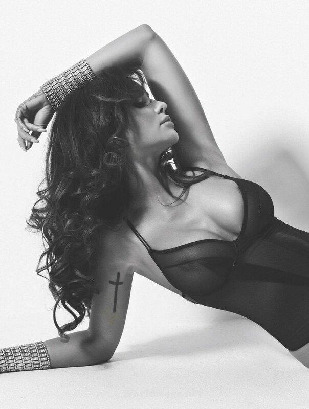 Monika Pietrasinska Playboy July 2015 Croatia