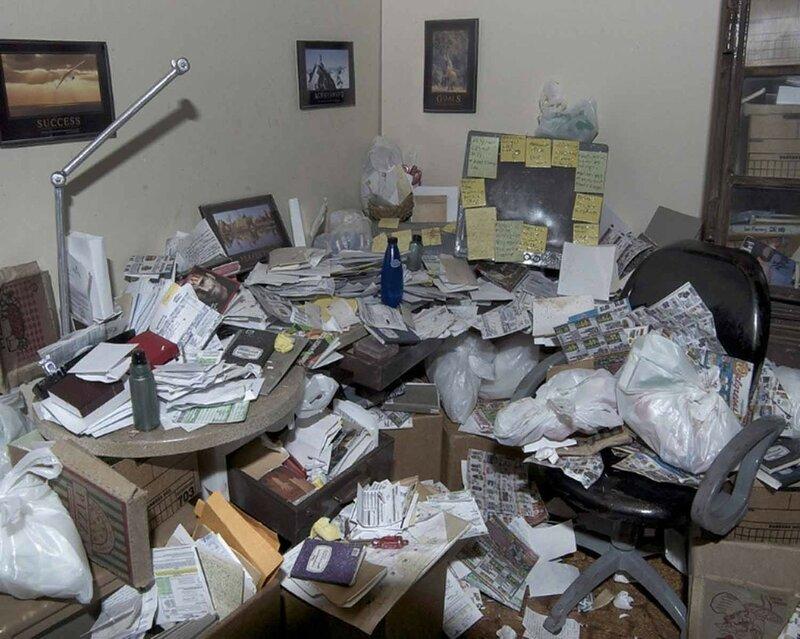 Шокирующие фото: самое грязное рабочее место