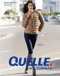 QUELLE - Третий основной каталог ОСЕНЬ-ЗИМА 2013