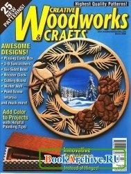 Книга Creative Woodworks & Crafts March 2009