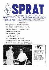 Журнал Sprat № 22, 1980