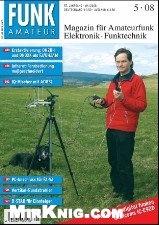 Журнал Funkamateur № 5 2008