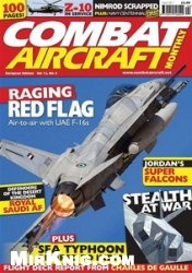Журнал Combat Aircraft Monthly №4 2011