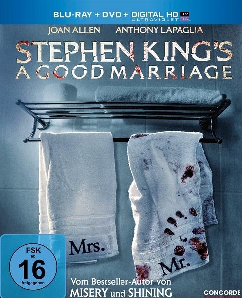 Счастливый брак / A Good Marriage (2014/HDRip)