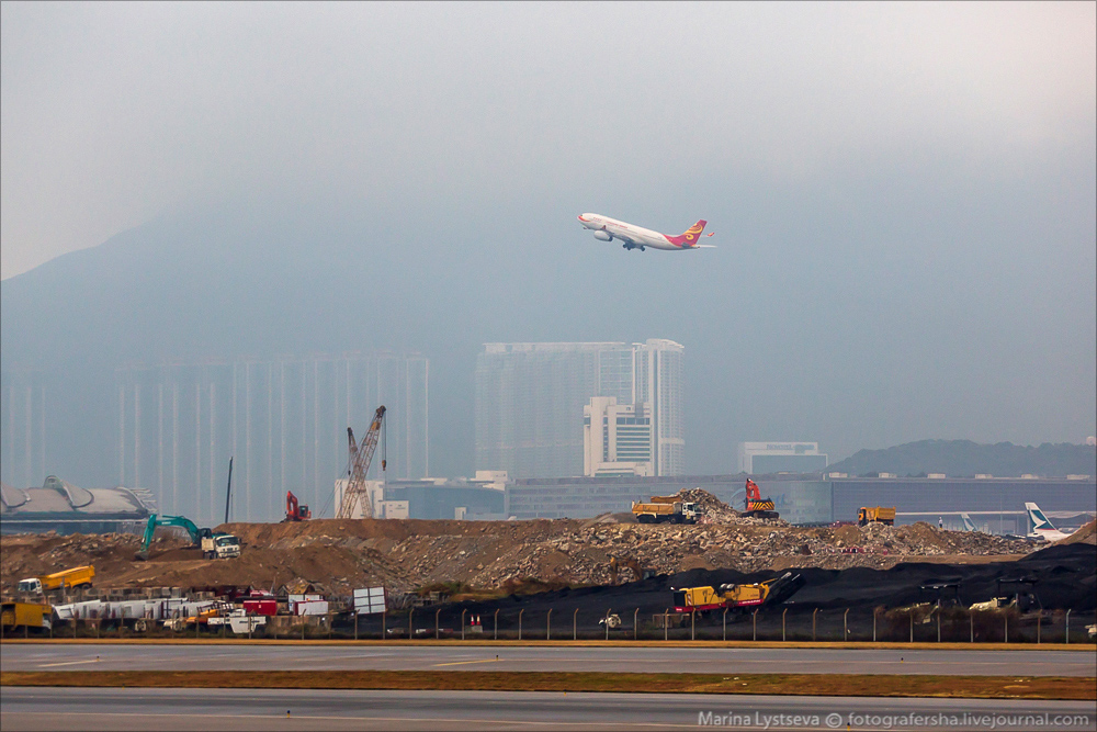 Москва-Гонконг 07.11.2014