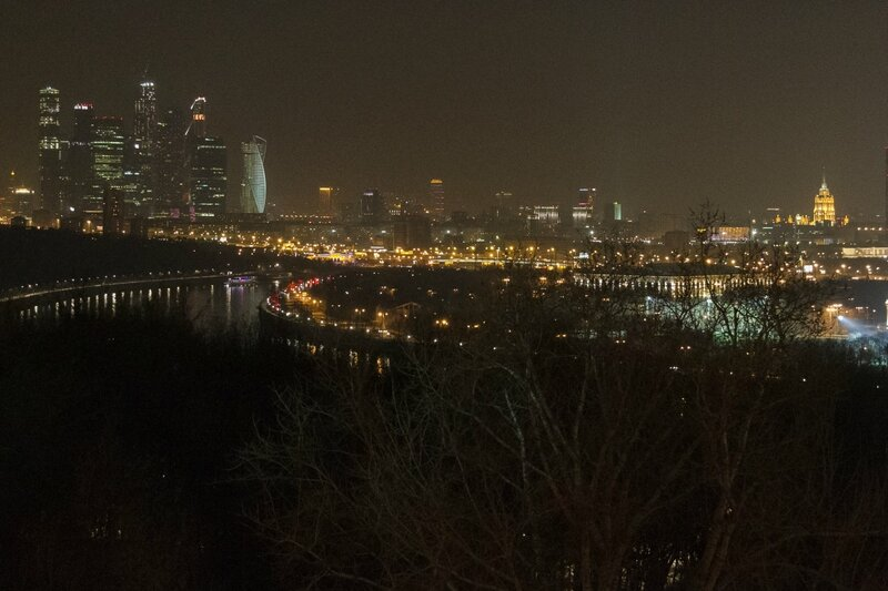 Москва, Москва-Сити