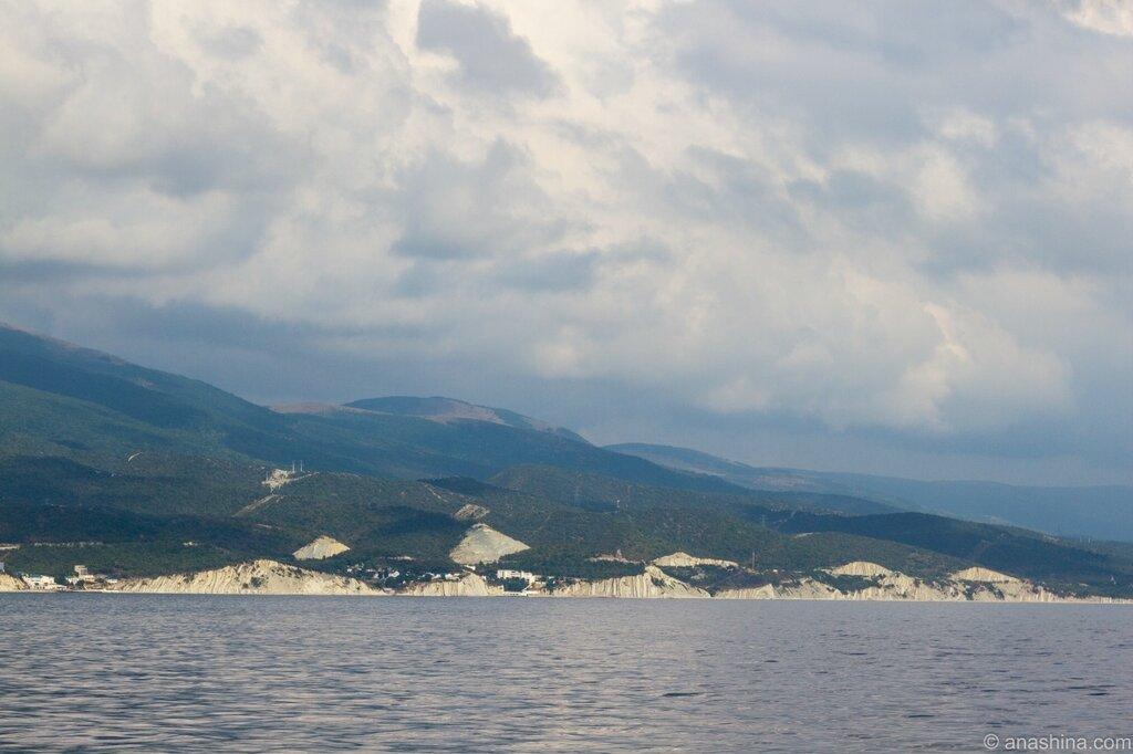 Отроги Маркотхского хребта, Новороссийск