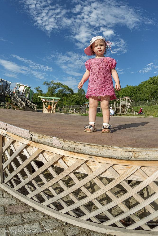 Фото 24. Кто говорил, что фишай Никон 16/2,8 не является портретным объективом? Образец снимка на Nikon D800. Параметры съемки: 1/400, 0.67, 6.3, 100, 16.