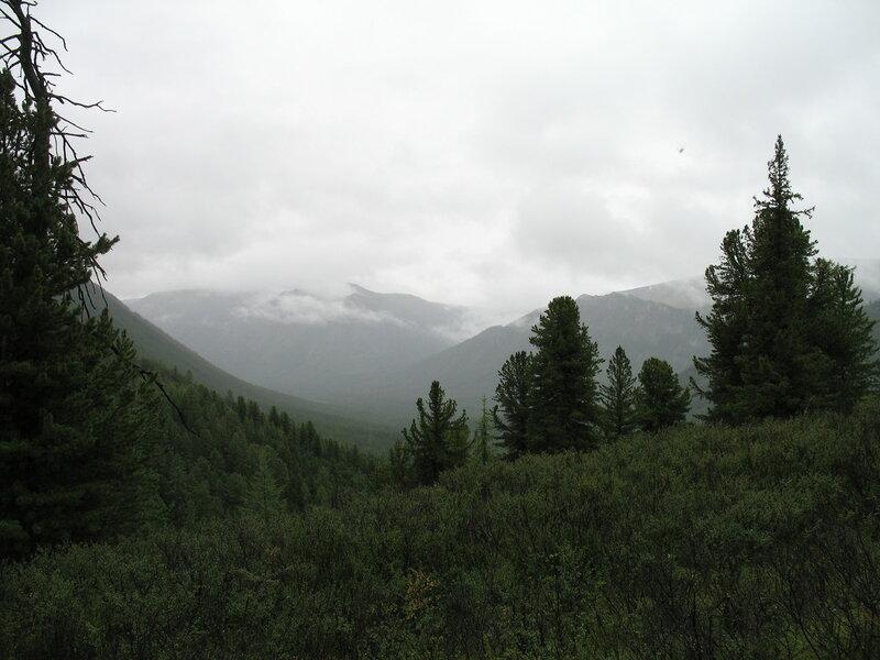 Перевал Черби