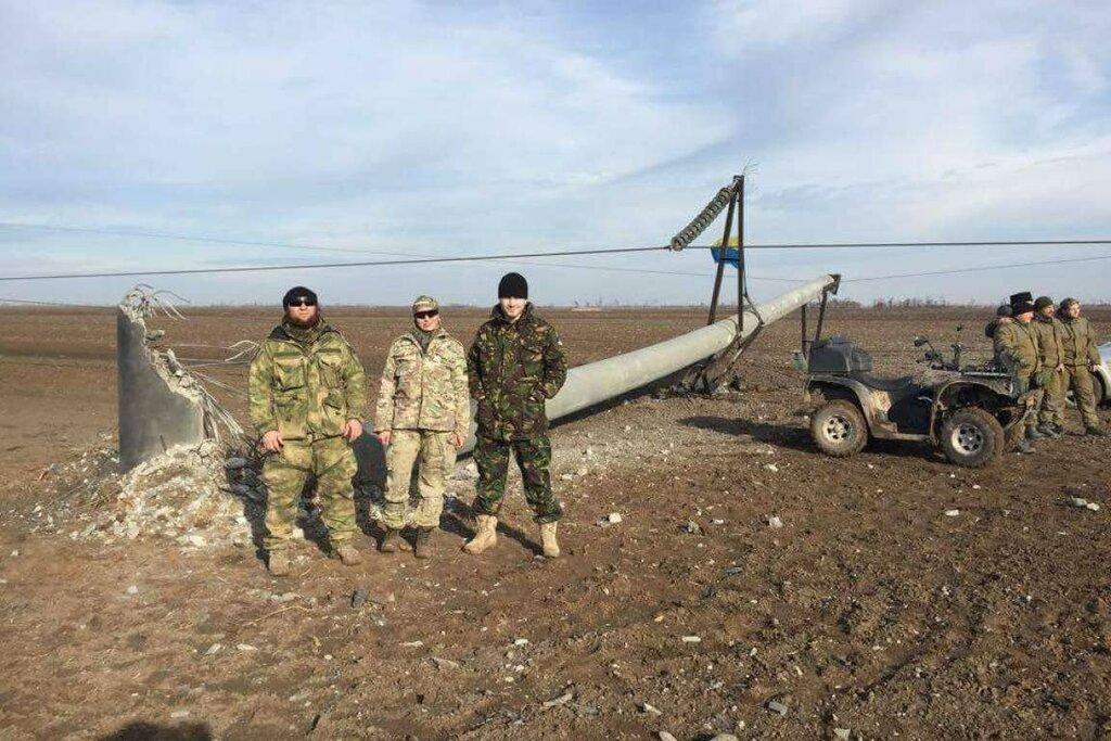 В Керчи сломались сразу две газотурбинные электростанции, привезенные из России. Отключено несколько городских линий - Цензор.НЕТ 3431
