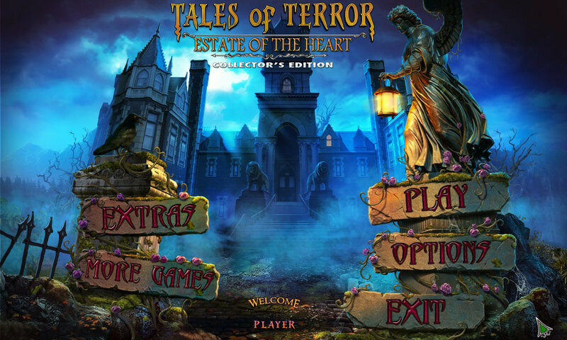 لعبة Tales Terror: Estate Heart