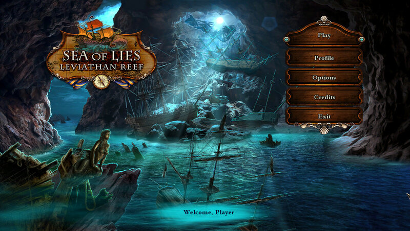 Sea of Lies: Leviathan Reef