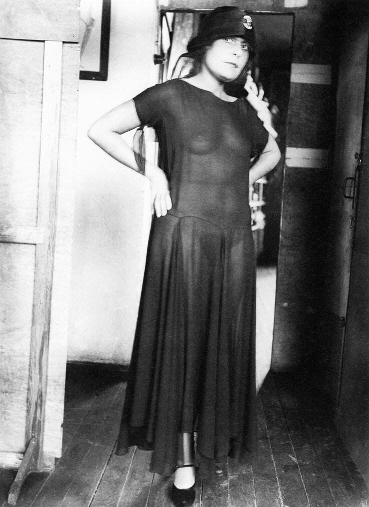 1924. Лиля Брик