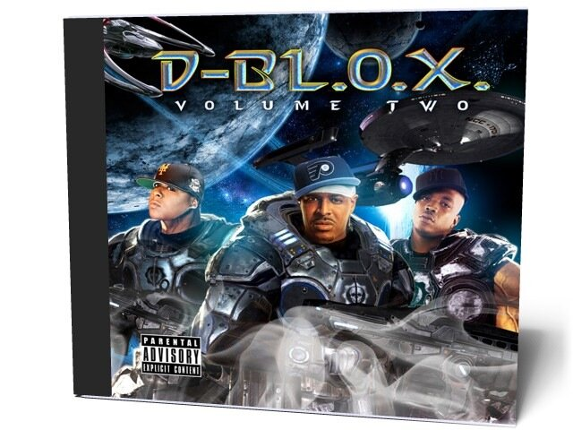 D-Block - D-BL.O.X. Vol 2 (2009)