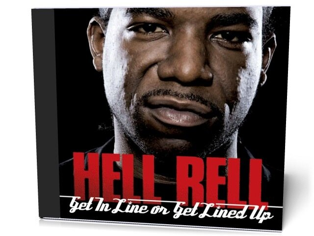 Hell Rell - Get In Line Or Get Lined Up [2009]