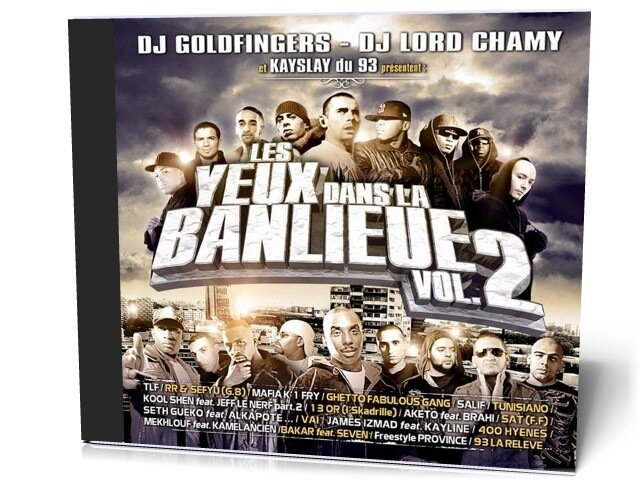 DJ Goldfinger & DJ Lord Chamy - ''Les Yeux Dans  ...