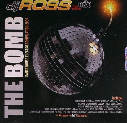 Dj Ross The Bomb CD 2009