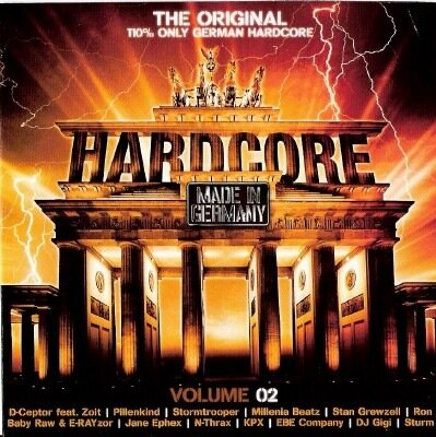 Hardcore Made In Germany Vol.2 (2009)