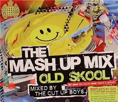 VA - Ministry Of Sound: The Mash Up Mix Old Skool  ...