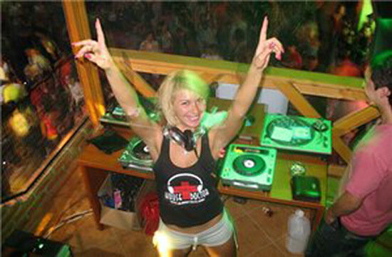 DJ Natasha Rostova - House Doctor mixshow on Kiss  ...