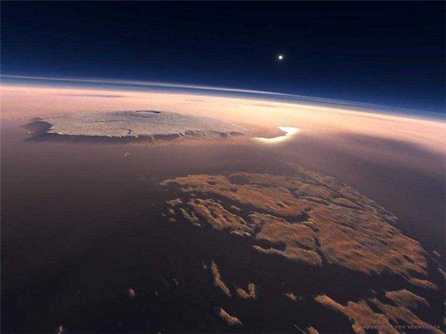 7 загадок Марса