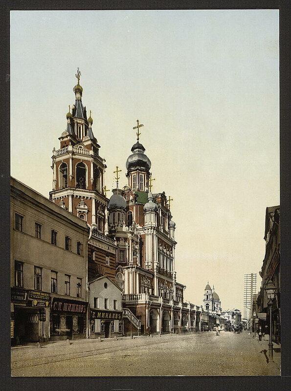 Москва, церковь Вознесения
