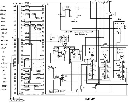 Проблема с ц4342-м1 измерительная техника форум по.