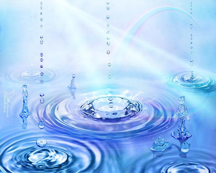 Водяные человечки