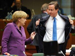 Меркель не собирается удерживать Великобританию в ЕС