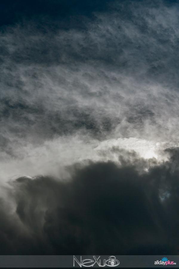 У природы нет плохой погоды, выпуск # 13 | Кочуют в небе облака ...