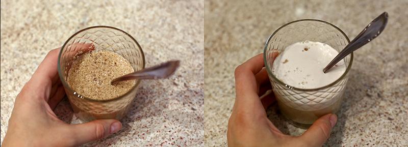 Булочки с корицей - пошаговый рецепт с фото #4.
