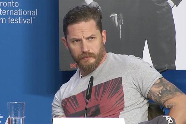 Том Харди не любит говорить о сексуальной ориентации