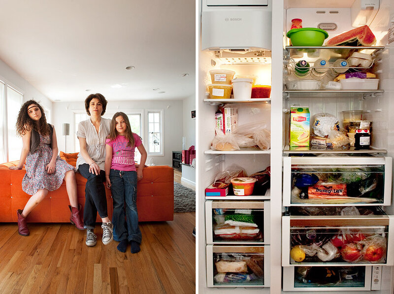 Фотограф Стефани де Руж заглянула в холодильники 0 fcaf7 9fcc51d5 XL