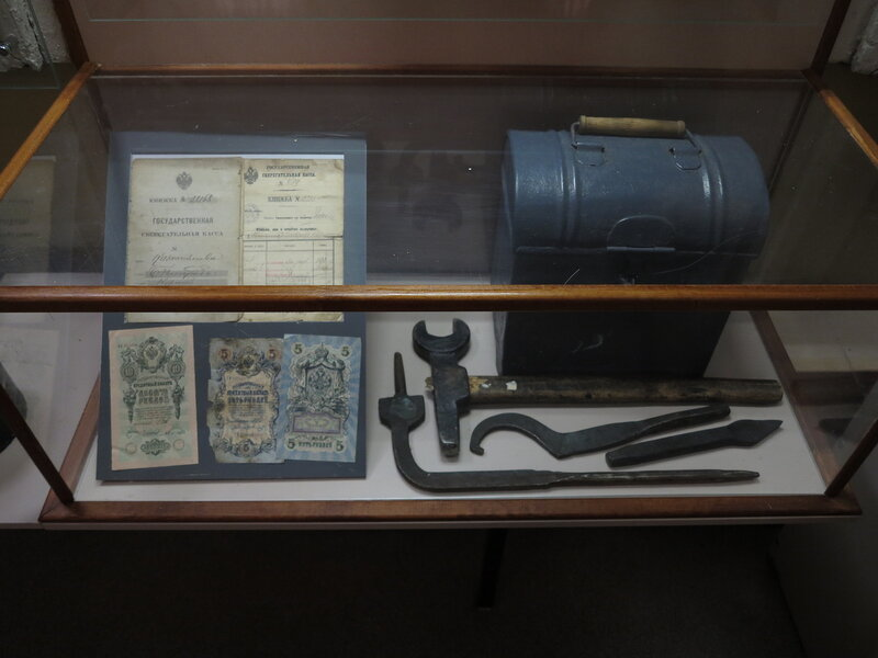 поезд-музей РЖД, Вокзальная улица, Белгород (12).JPG