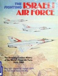 Книга The Fighting Israeli Air Force