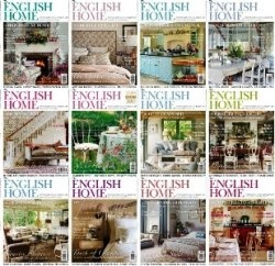 Журнал The English Home - 2013 Full Collection