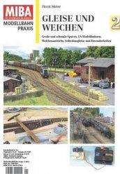 Журнал MIBA Modellbahnpraxis Gleise und Weichen No 2
