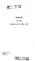 Книга Handbook of the Organisation Todt