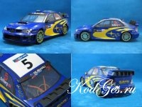 Книга Subaru Impreza WRC2006