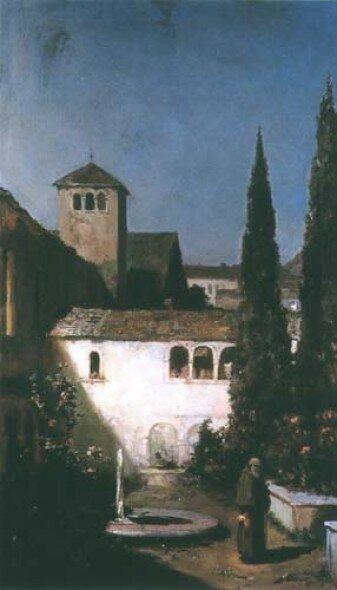 W klasztornej ciszy