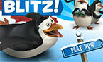 Игра Пингвины из Мадагаскар катаются - Для фей Винкс!