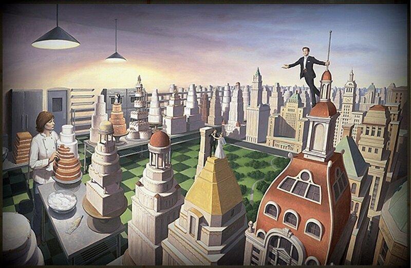 Магический реализм-сюрреализм Роба Гонсалвеса (3).JPG