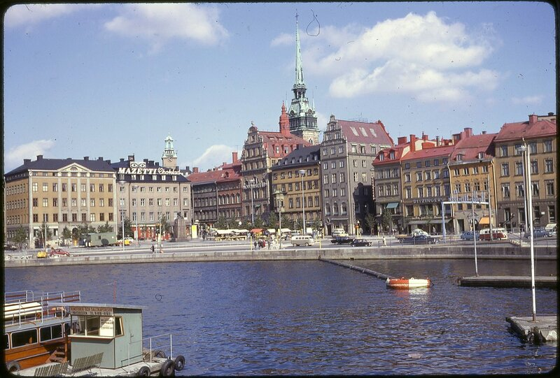 Oct 67 - 5 W4 Stockholm Skansen