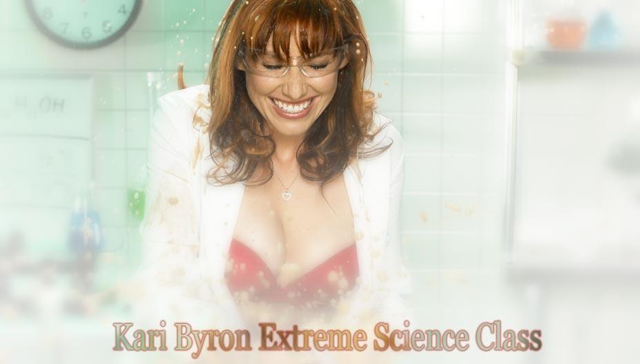 Разрушительница легенд Кэри Байрон / Kari Byron - FHM US June 2006