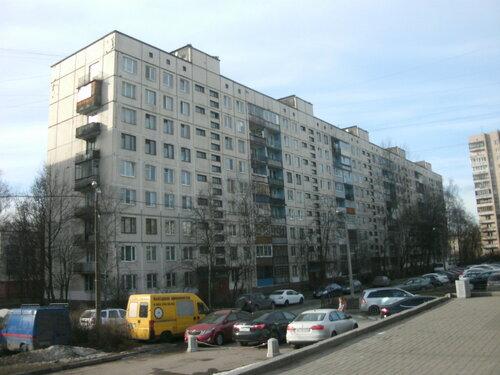 ул. Подвойского 36к1
