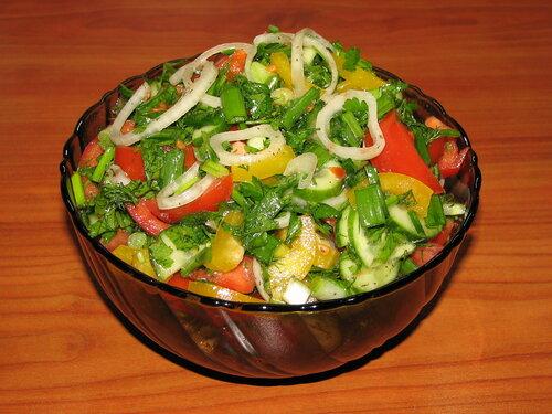 Рецепт салаты весна с фото