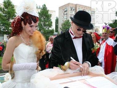 Свадьба Кота Базилио и Лисы Алисы