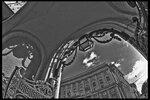Санкт- Петербург дом  Ксешинской монокль решетка фонарь