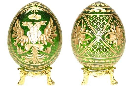 Пасхальные яйца Карла Фаберже.